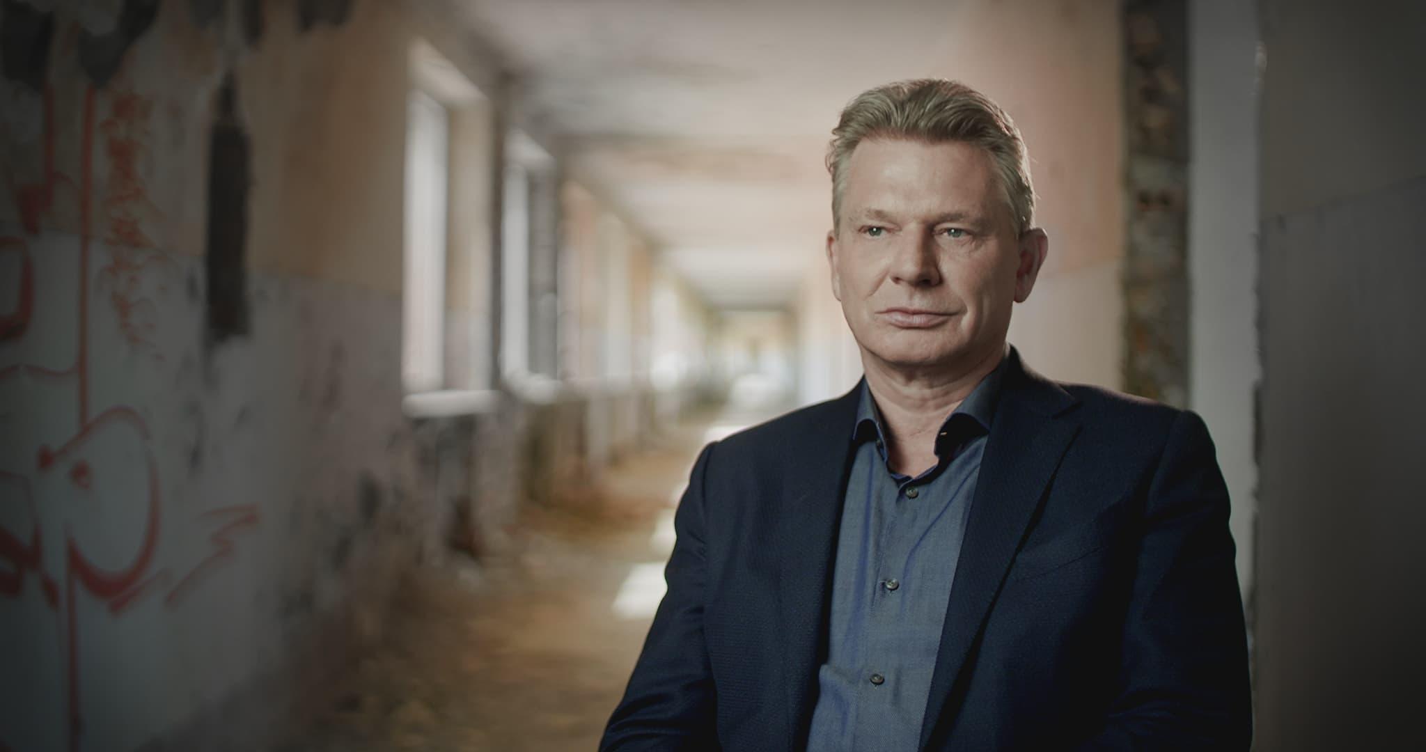 Immobilie-Projektentwickler Ulrich Busch im Interview. © NOW Collective.